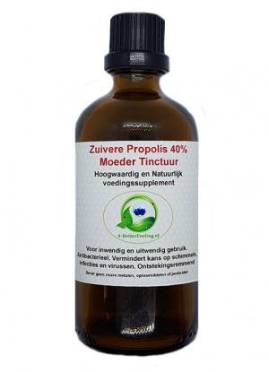 Propolis Moeder Tinctuur 40% 10ml