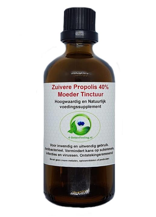 Propolis Moeder Tinctuur 40% 50ml